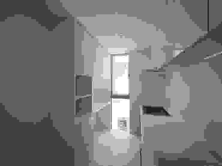 イシウエヨシヒロ建築設計事務所 YIA Kitchen units