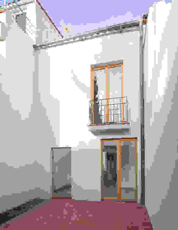 by AlbertBrito Arquitectura Mediterranean Concrete