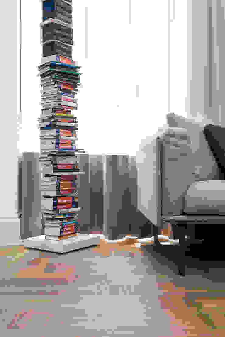 Paolo Fusco Photo ห้องนั่งเล่น ไม้จริง