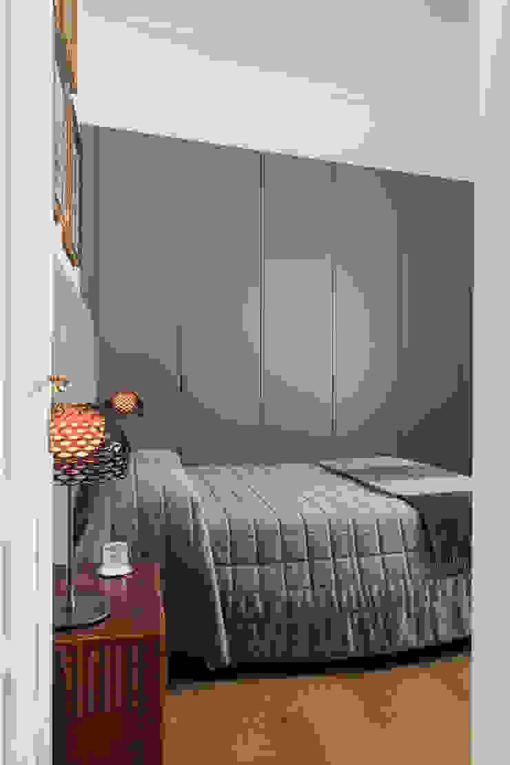 Paolo Fusco Photo ห้องนอน ไม้จริง
