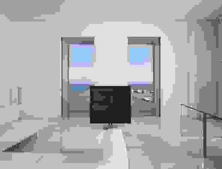Caracciolo giovanni francesco frascino architetto Soggiorno minimalista