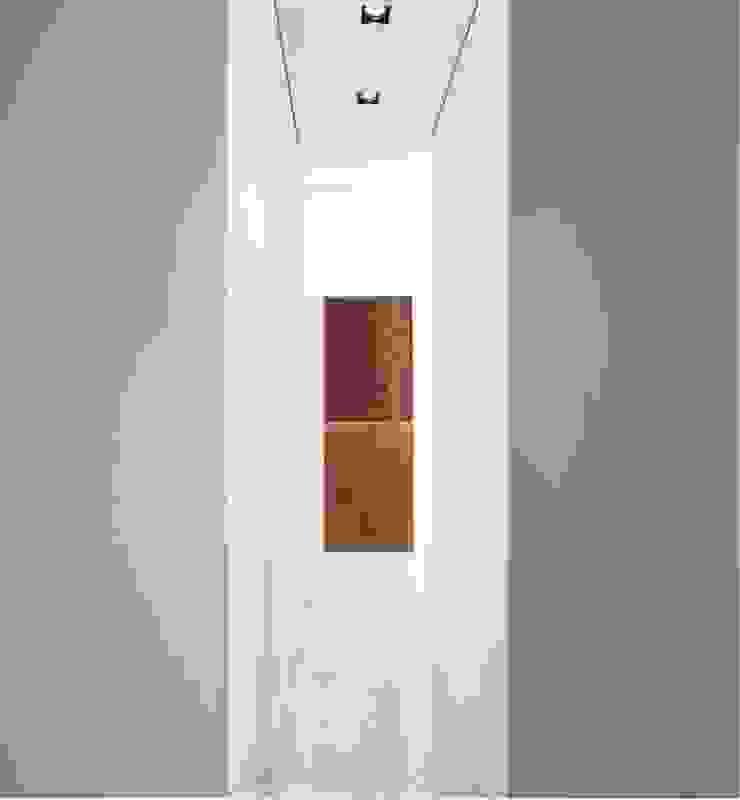 Caracciolo giovanni francesco frascino architetto Ingresso, Corridoio & Scale in stile minimalista