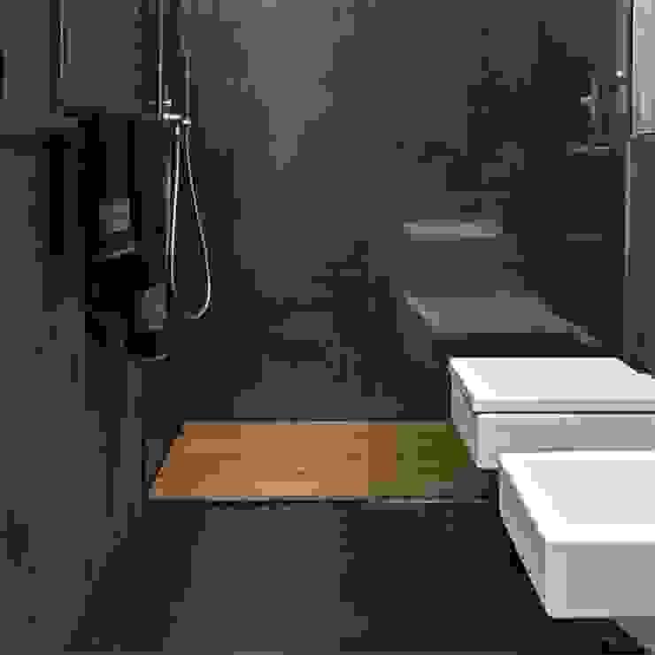 Catullo Bagno minimalista di giovanni francesco frascino architetto Minimalista