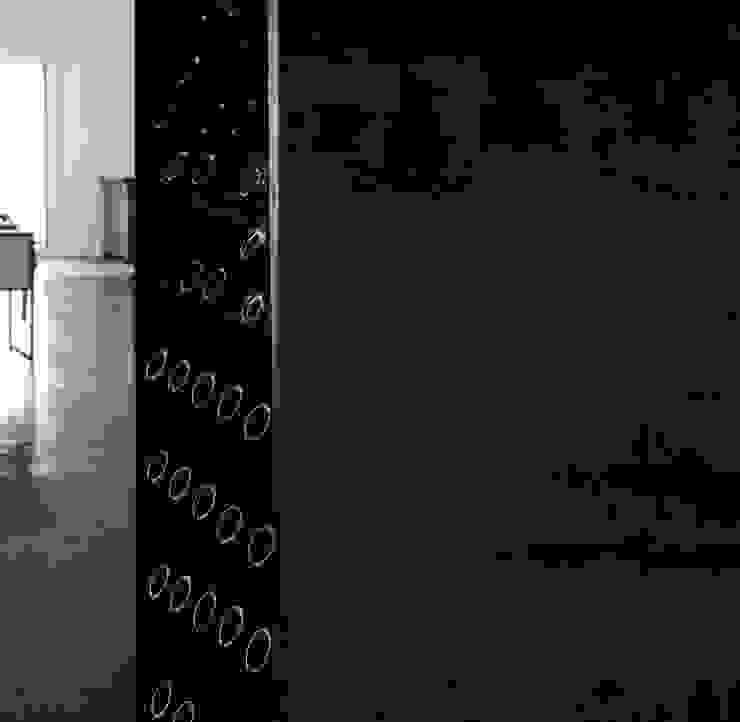 Catullo Ingresso, Corridoio & Scale in stile minimalista di giovanni francesco frascino architetto Minimalista