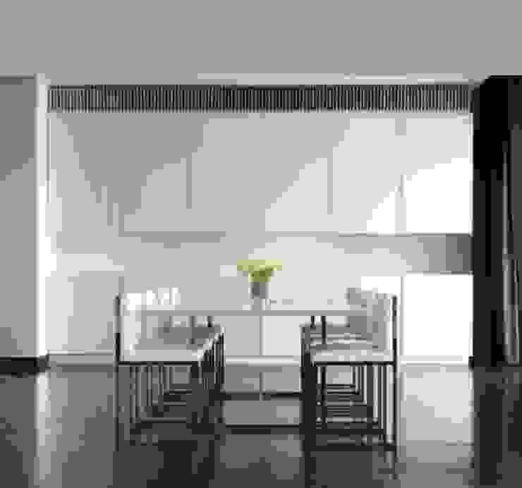 giovanni francesco frascino architetto Salones de estilo minimalista