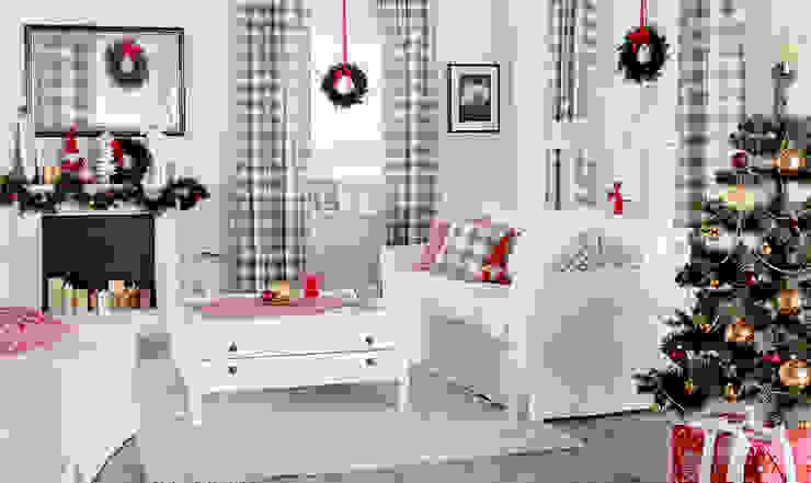 Dekoria Weihnachten im Landhausstil von homify Landhaus