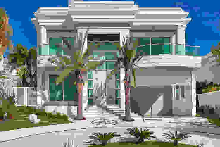 Arquiteto Aquiles Nícolas Kílaris Casas de estilo moderno