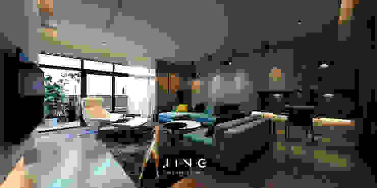 Kaohsiung 陳宅 根據 景寓空間設計 工業風