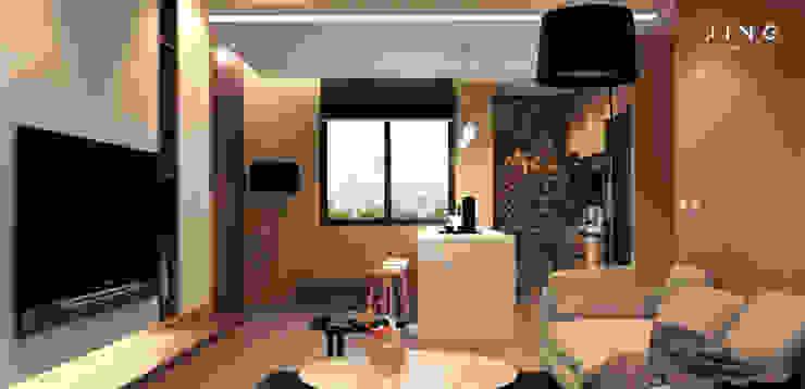 Kaohsiung 謝宅 根據 景寓空間設計 現代風