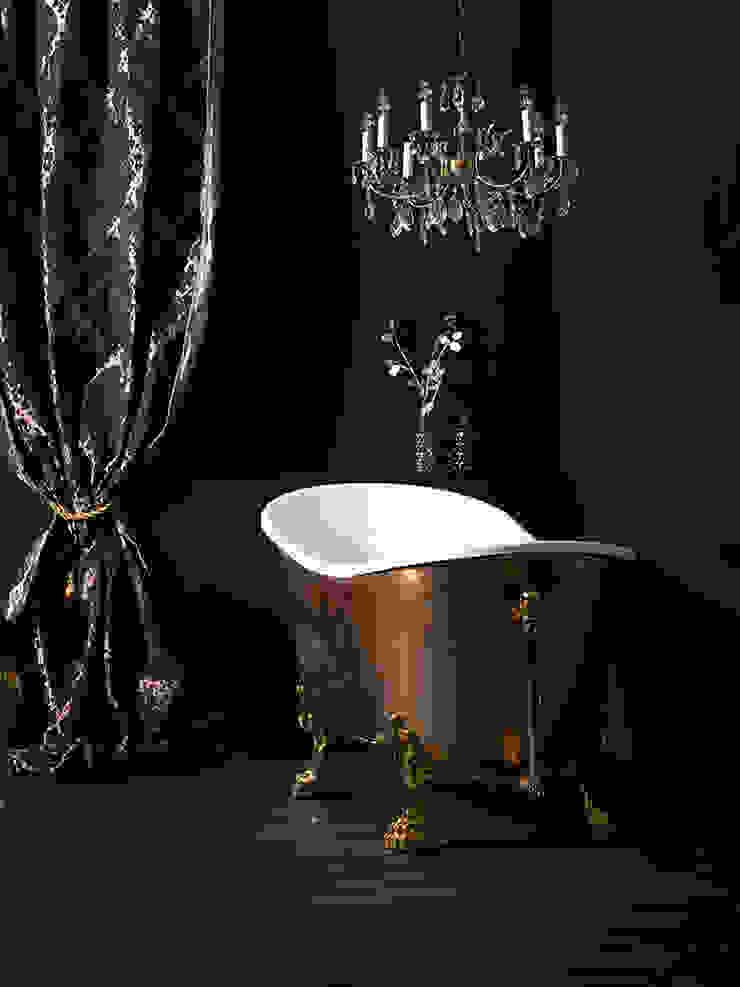 Anastasia Reicher Interior Design & Decoration in Wien オフィススペース&店 黒色