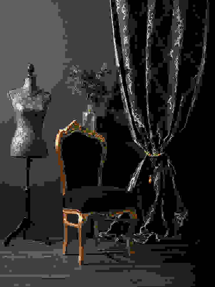 Anastasia Reicher Interior Design & Decoration in Wien オフィススペース&店 アンバー/ゴールド