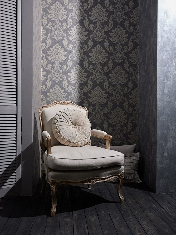 Anastasia Reicher Interior Design & Decoration in Wien オフィススペース&店 ベージュ