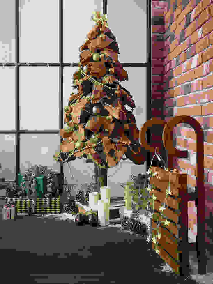 Anastasia Reicher Interior Design & Decoration in Wien ラスティックなイベント会場