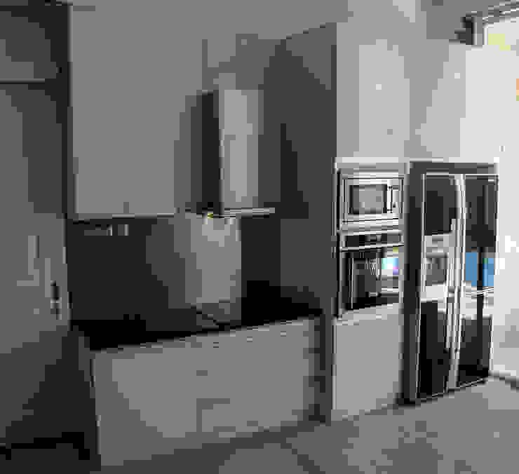 Dapur Dapur Modern Oleh Sweden studio Modern