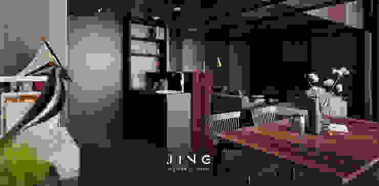 Pingtung City -蔡宅 根據 景寓空間設計 現代風