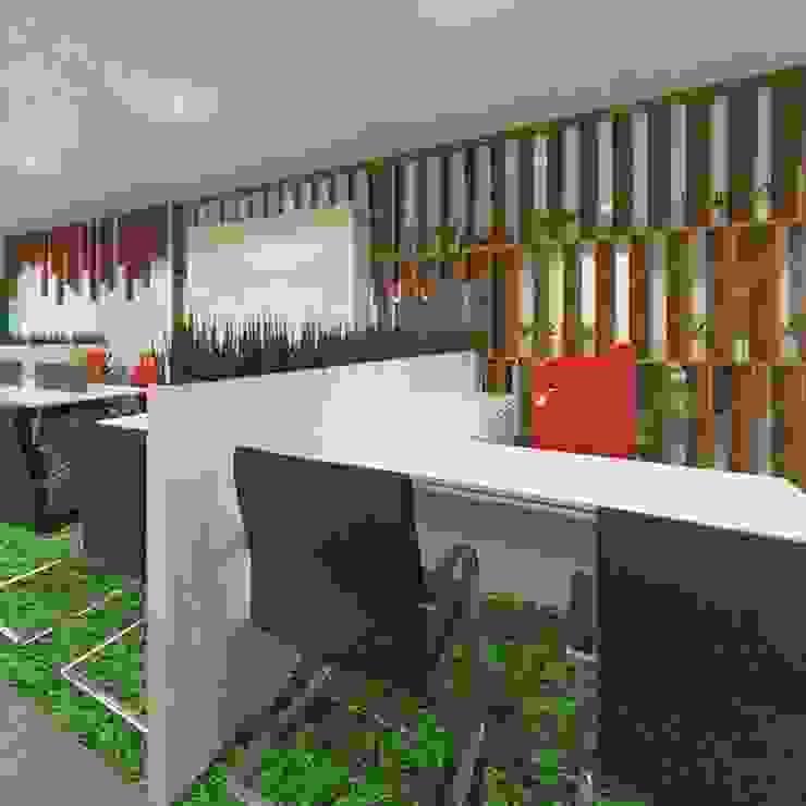 Telkom University - Design Interior Oleh Koloni Tri Arsitama