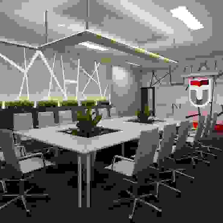 Ruang meeting Oleh Koloni Tri Arsitama