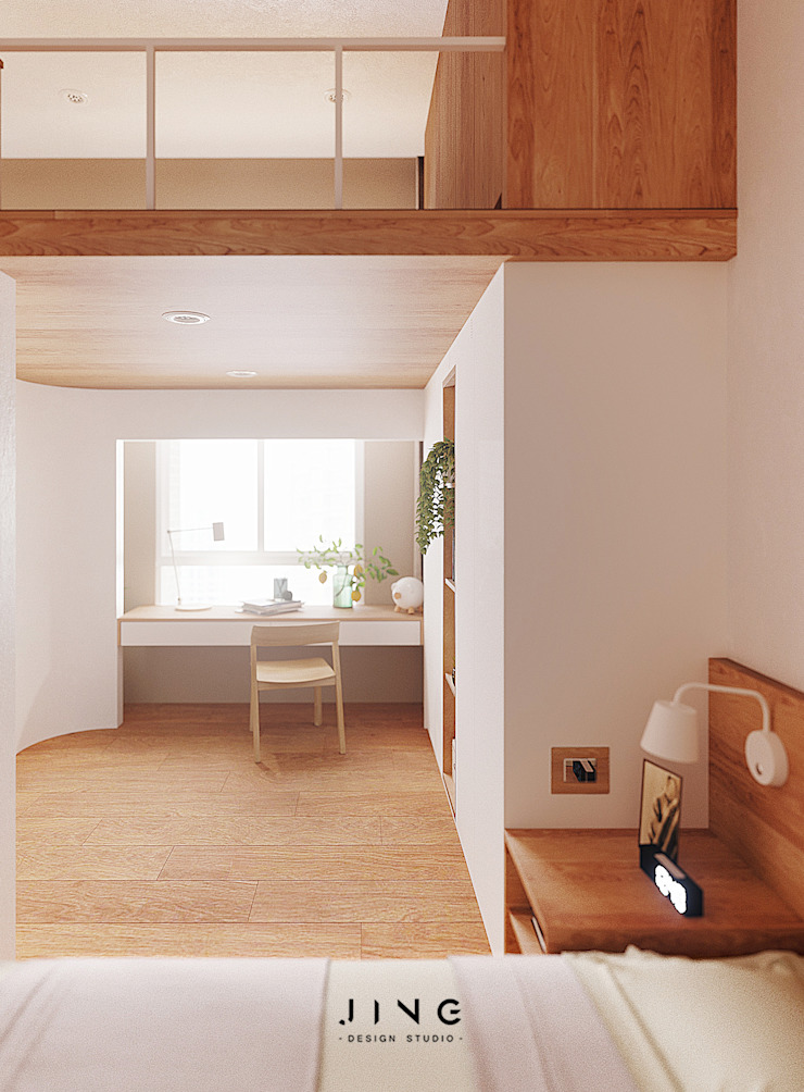 Kaohsiung 蔡宅 根據 景寓空間設計 現代風