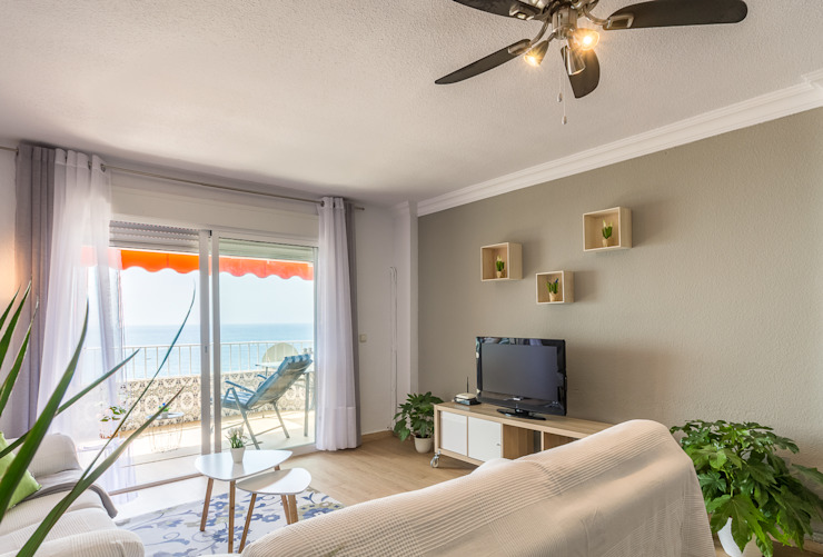 Home & Haus | Home Staging & Fotografía Living room
