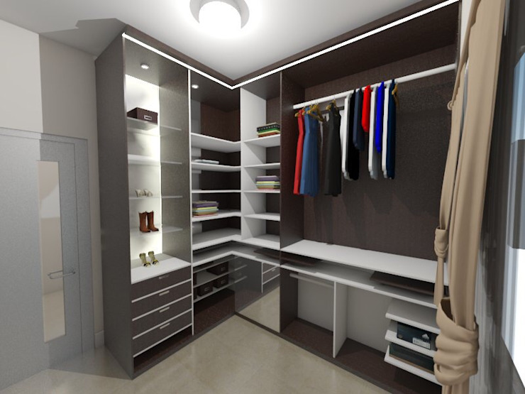 Wardrobe Oleh Koloni Tri Arsitama