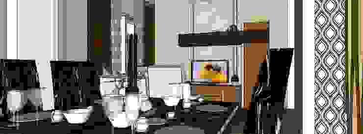 Ruang makan Oleh Koloni Tri Arsitama
