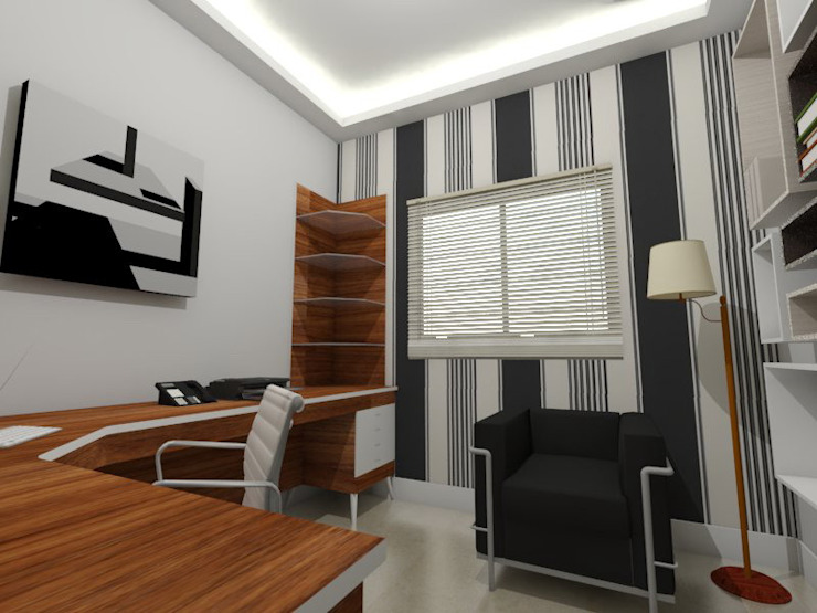 Interior BSD - Tangerang Oleh Koloni Tri Arsitama