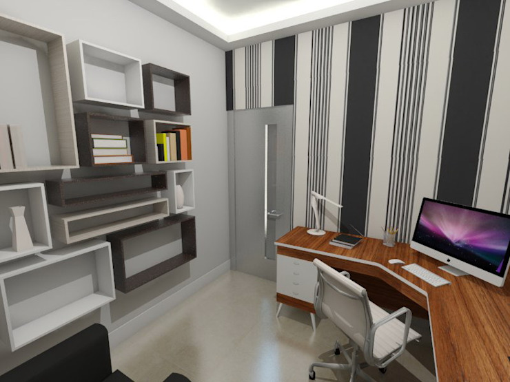 Ruang Kerja Oleh Koloni Tri Arsitama