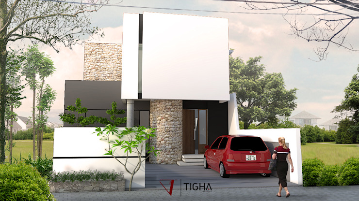 N. House Oleh Tigha Atelier