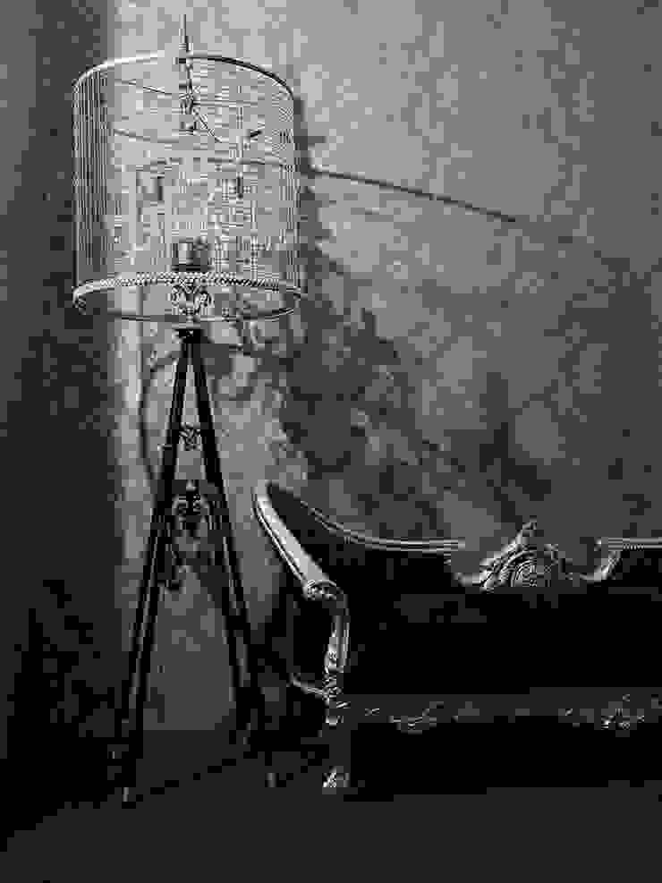 Anastasia Reicher Interior Design & Decoration in Wien オフィススペース&店 ブラウン