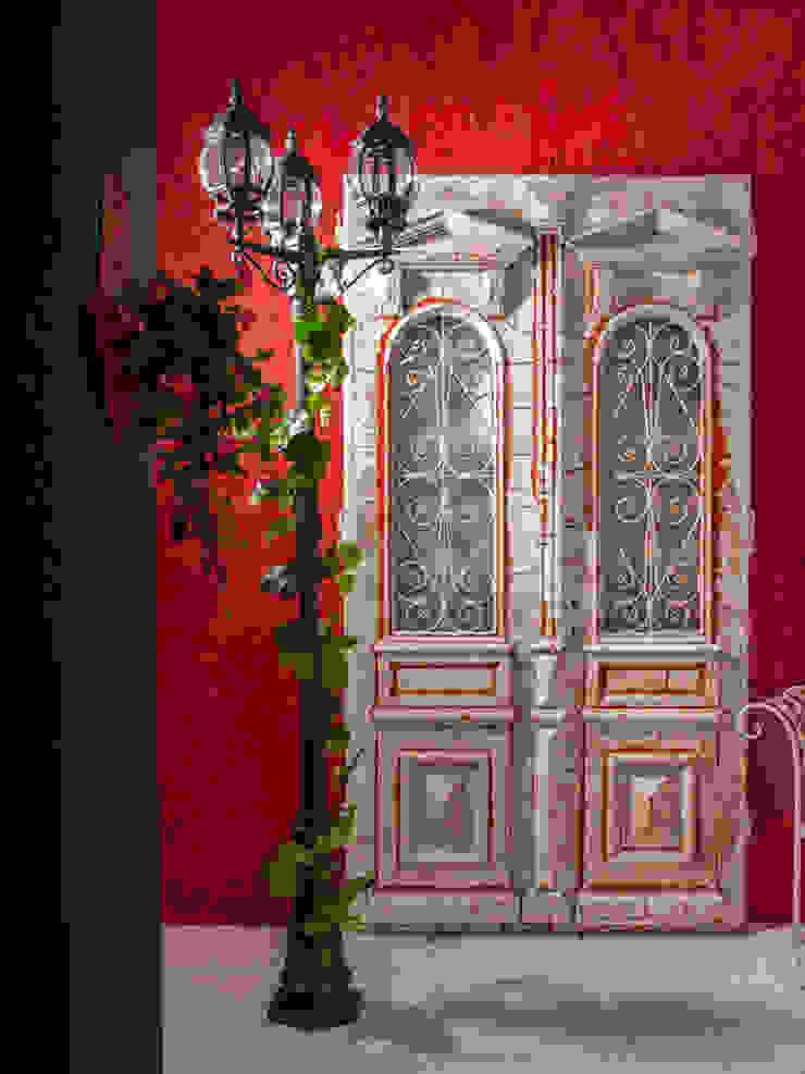 の Anastasia Reicher Interior Design & Decoration in Wien ラスティック