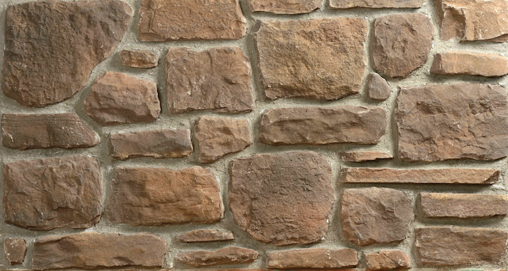 Artpietra Kültür Taşı Amorfo - Marron MR-2253 Arkhestone Duvar Kaplamaları İskandinav Beton