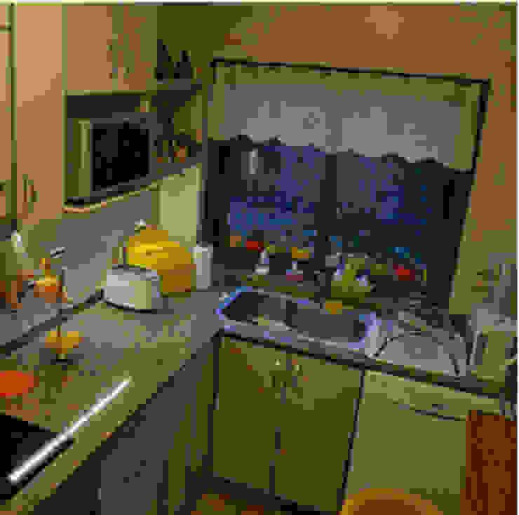 Cocina de Ponce Interiores Moderno