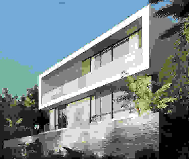 Proyecto Costa67 Casas minimalistas de CODIAN CONSTRUCTORA Minimalista