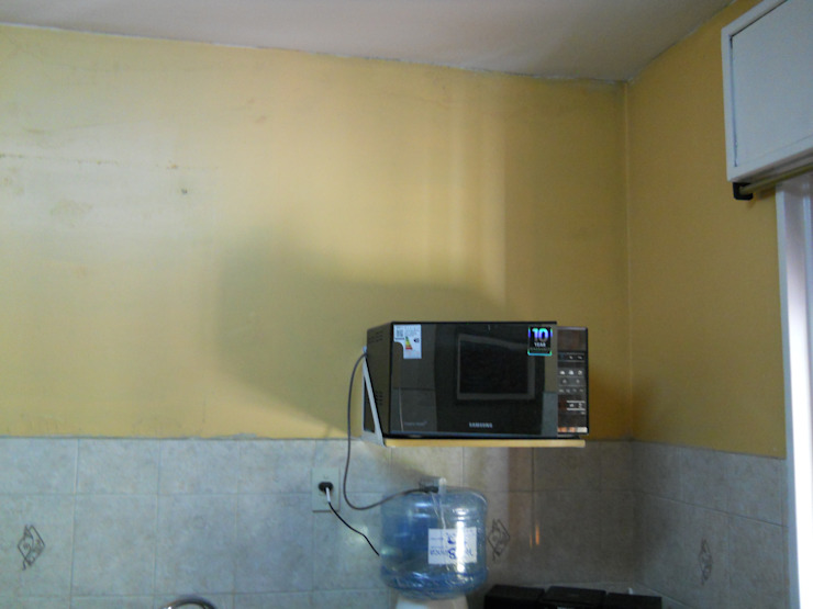 microondas de Ponce Interiores Moderno