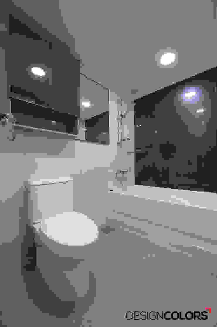 Modern bathroom by DESIGNCOLORS Modern