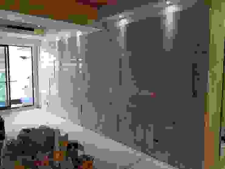 灰色石材 大理石電視牆 根據 大金石材