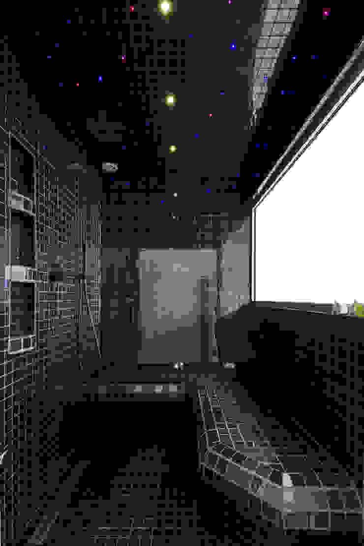 Villa Contemporaine Spa moderne par Pixiflat Moderne
