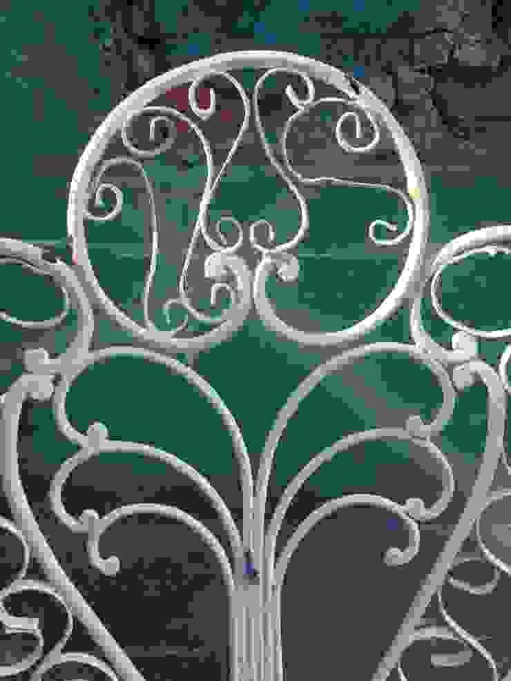 ANTIGUO JUEGO DE JARDIN de Muebles eran los de antes - Buenos Aires Rústico Hierro/Acero