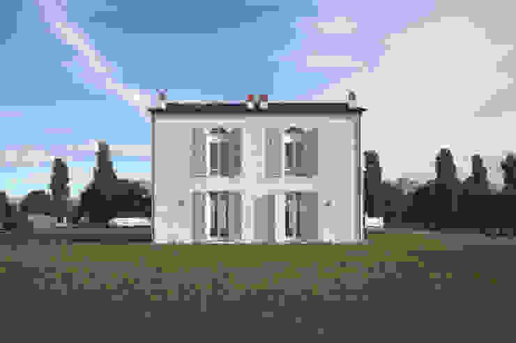 Recupero casato e fienile Studio Galantini Case moderne