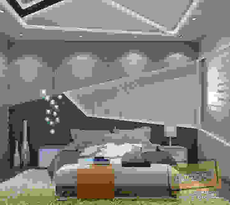 مشروع فيلا القاهره الجديدة من Archeffect حداثي