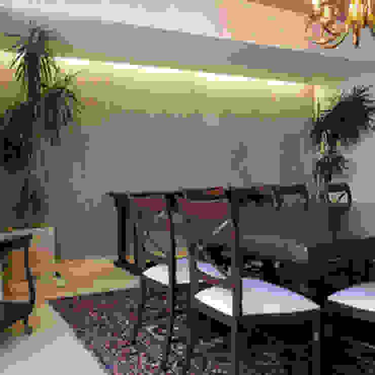 Muro Departamento Interlomas Rokam Paredes y pisosDecoración de paredes