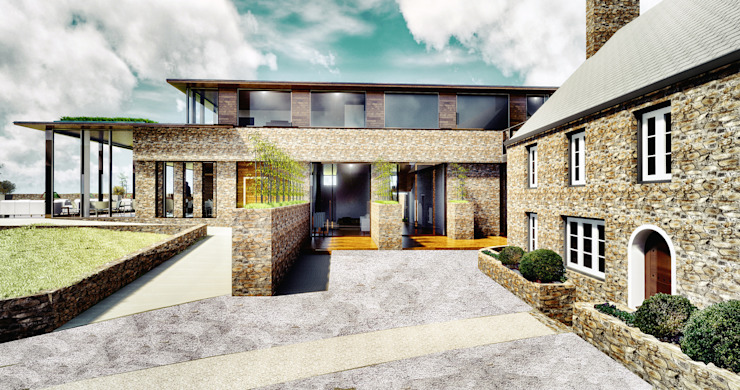 Featured Projects by Socrates Architects, Jersey, Channel Islands Modern conservatory by Socrates Architects Modern