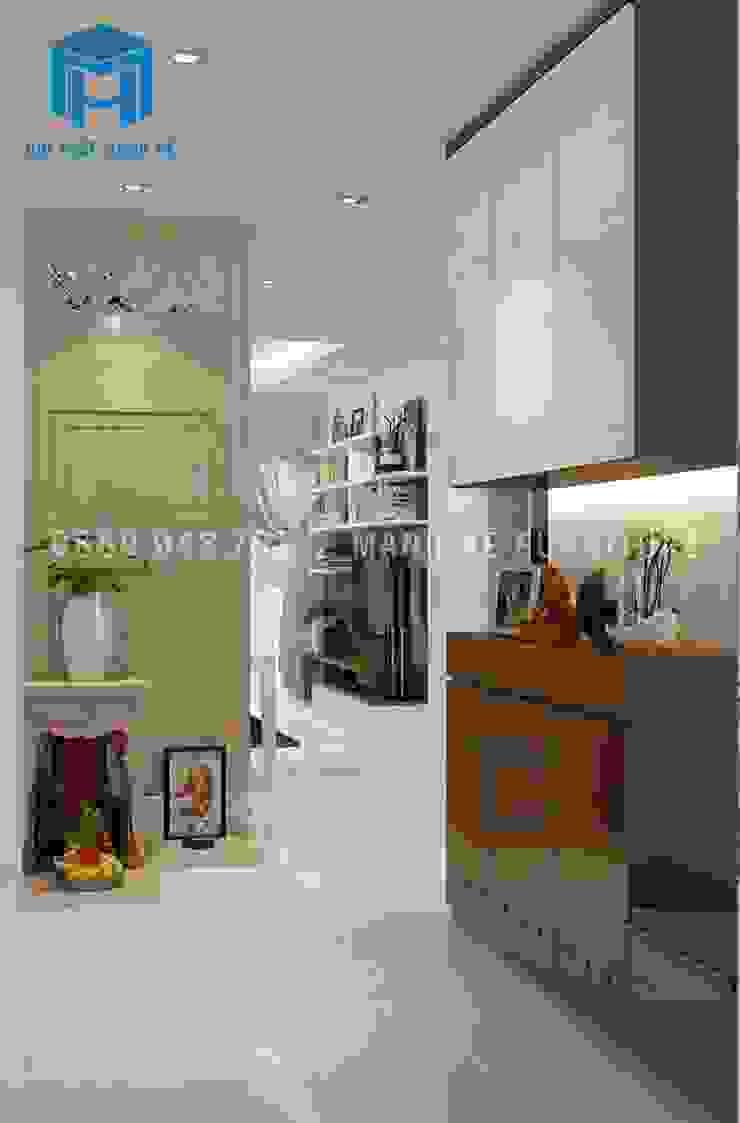 Không gian thờ cúng Phòng ăn phong cách hiện đại bởi Công ty TNHH Nội Thất Mạnh Hệ Hiện đại