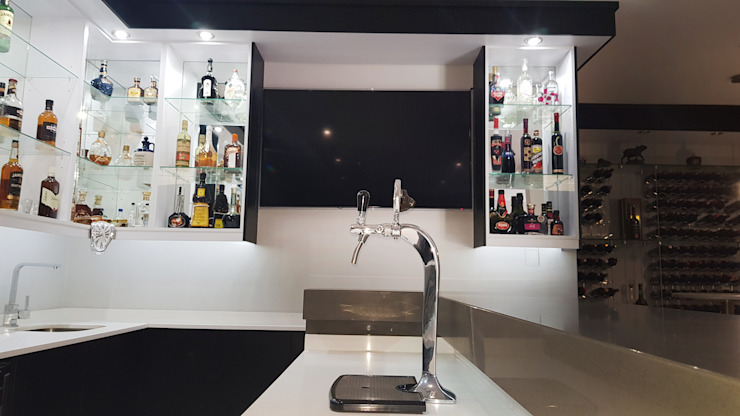 Bear tap by ilisi Interior Architectural Design Modern Quartz