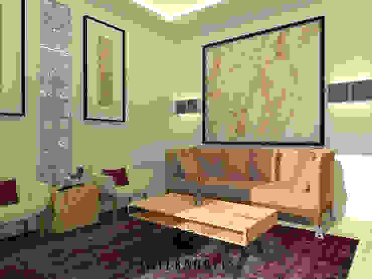 Modern living room by Internodec Modern