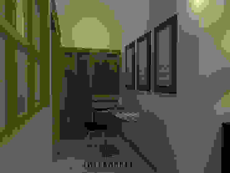 Vestidores minimalistas de Internodec Minimalista