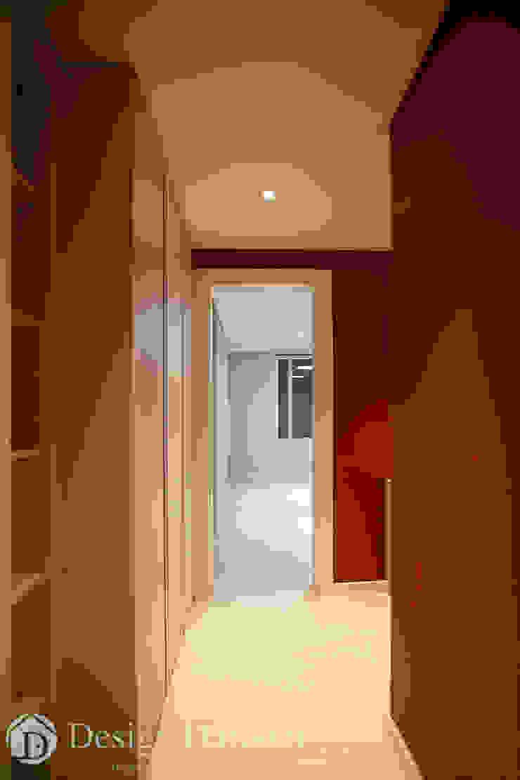 광장동 워커힐팰리스 40py 드레스룸 모던스타일 드레싱 룸 by Design Daroom 디자인다룸 모던