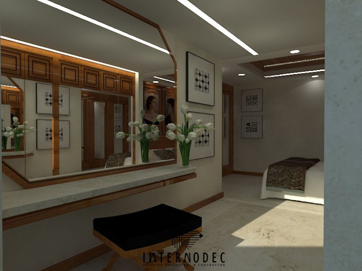 Meja Rias Kamar Tidur Modern Oleh Internodec Modern