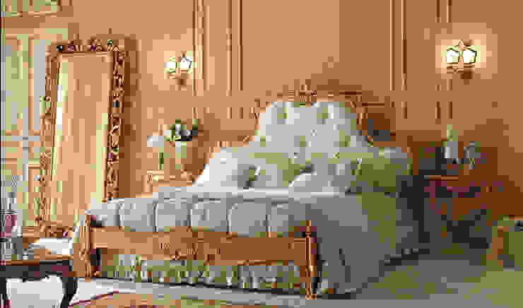 ANDREA FANFANI家具:意大利欧式设计,高品质古典品牌: 經典  by 北京恒邦信大国际贸易有限公司, 古典風