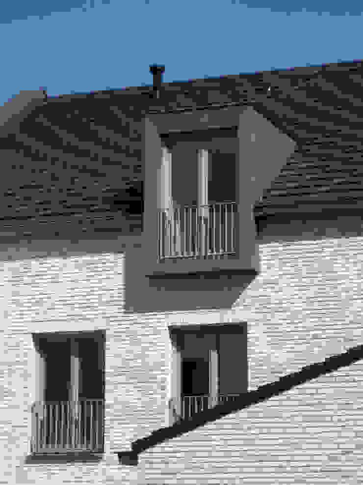 Woningbouw Lindenkruis Fase 1, Maastricht Moderne huizen van Verheij Architecten BNA Modern